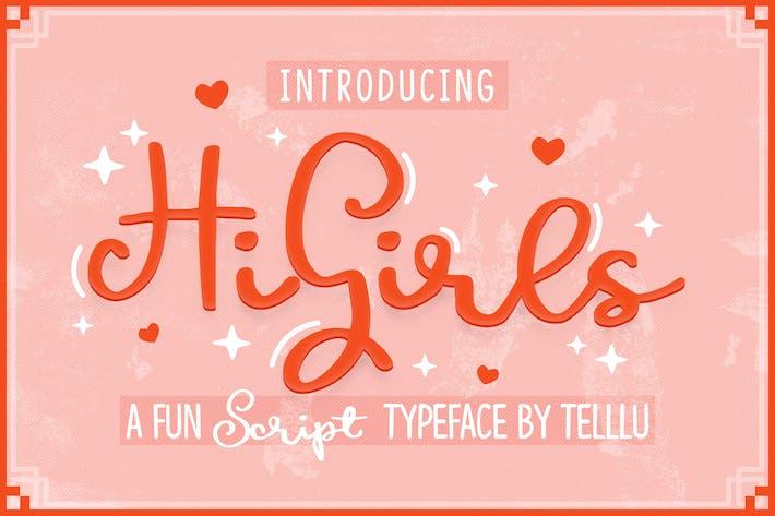 Thumbnail for HiGirls Script