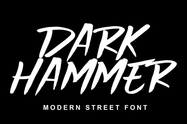 Thumbnail for Dark Hammer