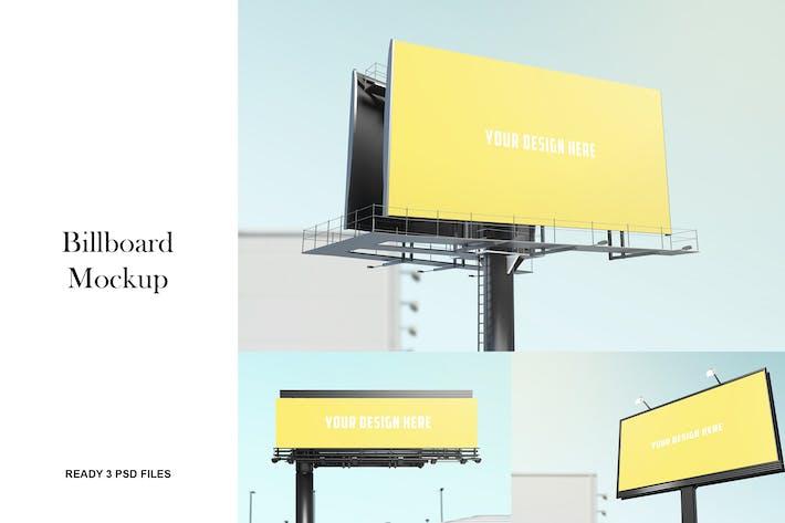 Thumbnail for Billboard Mockup