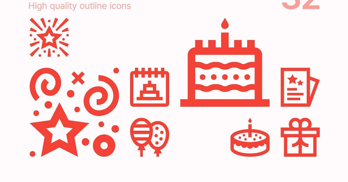Download Birthday Icons by polshindanil