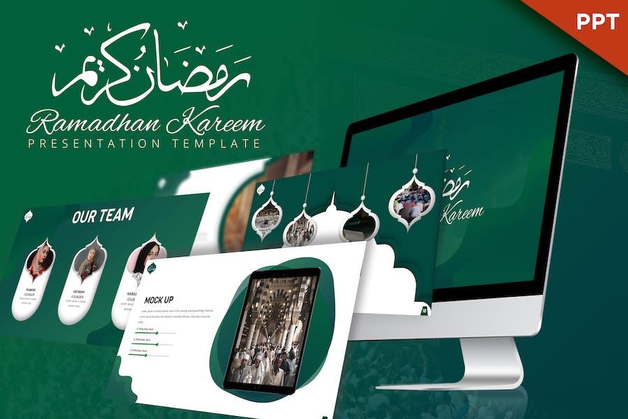 Ramadhan Kareem - Powerpoint Template