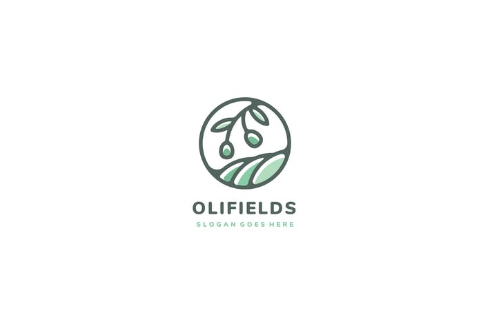 Thumbnail for Olive Farming Logo