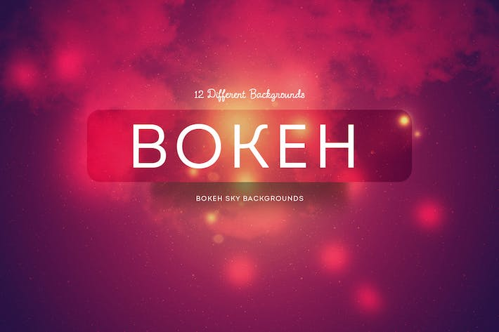 Thumbnail for Bokeh SKY Backgrounds