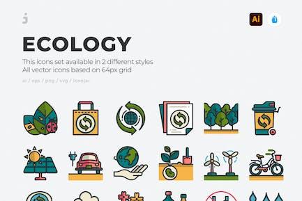 30 ÖkologieIcons