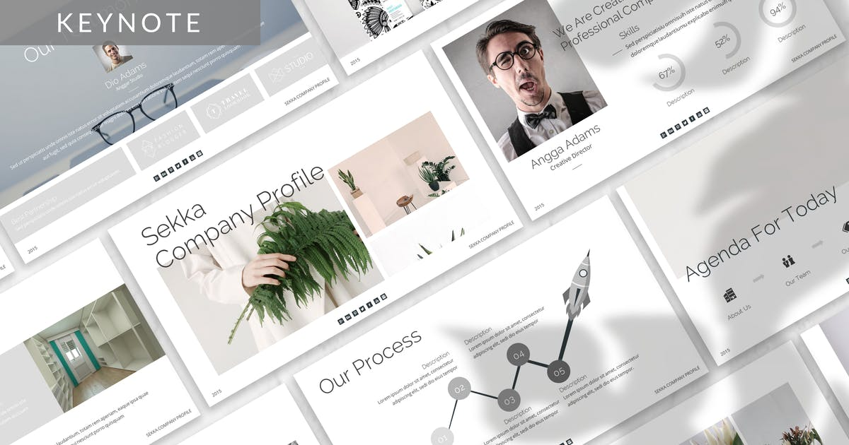 Download Sekka - Business Keynote Template by 83des