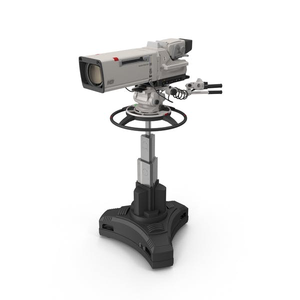 Professional HD Studio Camera