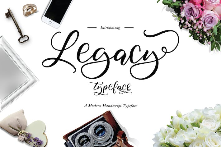 Thumbnail for Legacy Typeface