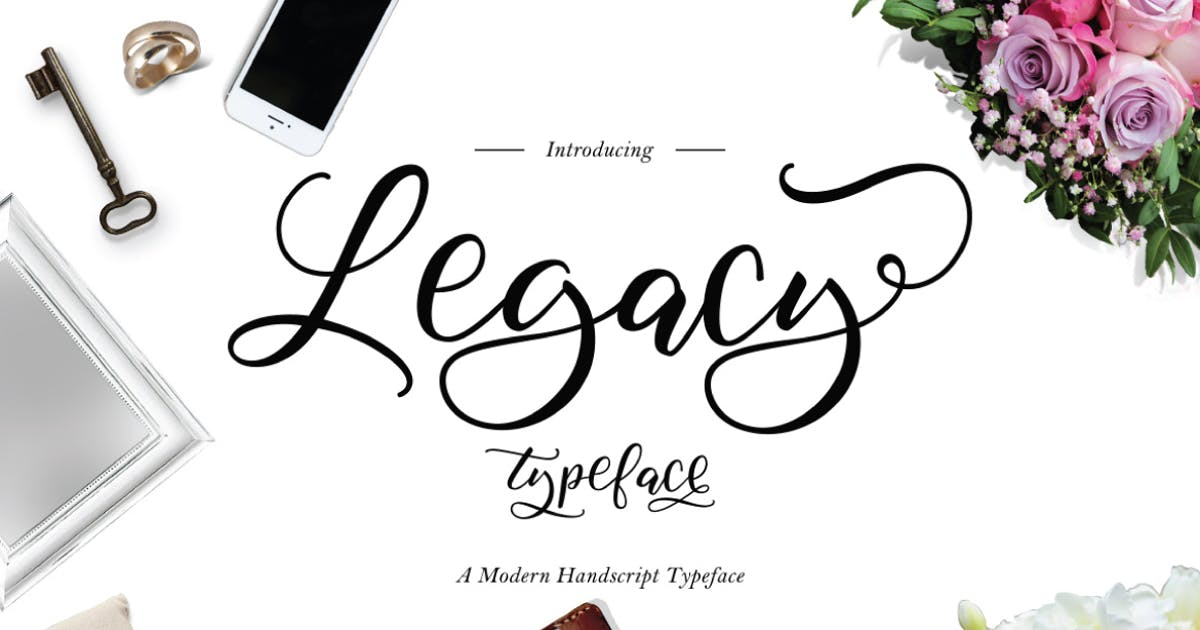 Download Legacy Typeface by thirtypath