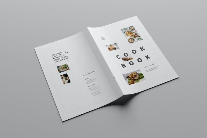 Livre de recettes minimale/Livre de recettes