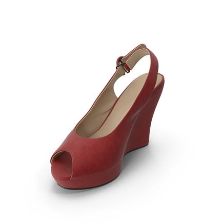 Women's Shoes Red