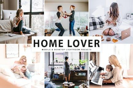 Home Lover Mobile & Desktop Lightroom Presets