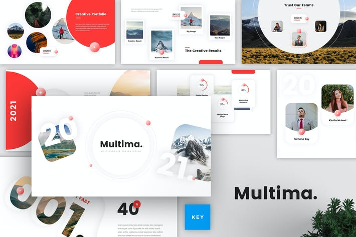 Multipurpose Keynote Template