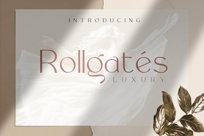 Thumbnail for Rollgates Lujo