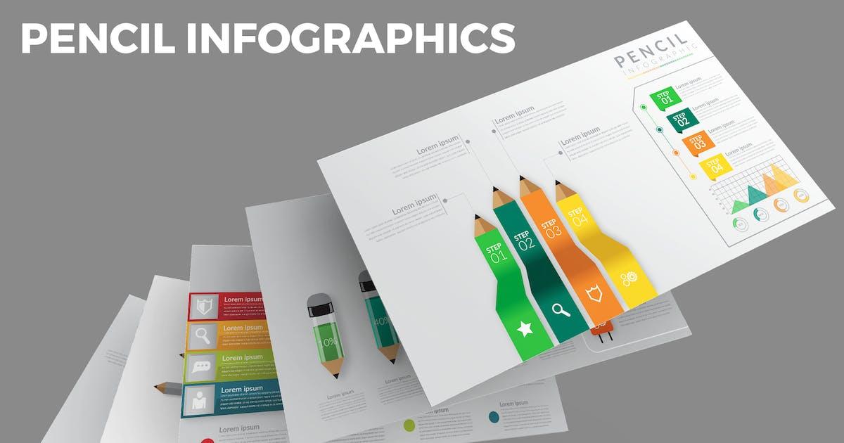 Download Pencil – Infographics Design by designesto
