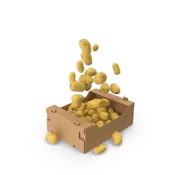 Cover Image for Коробка с летающим картофелем