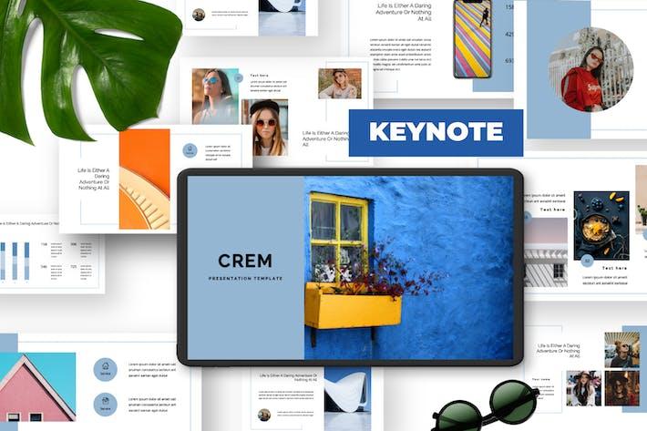 Thumbnail for Crem Creative Business Keynote