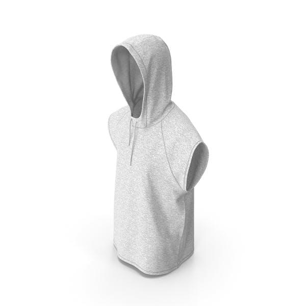 Men's Vest White