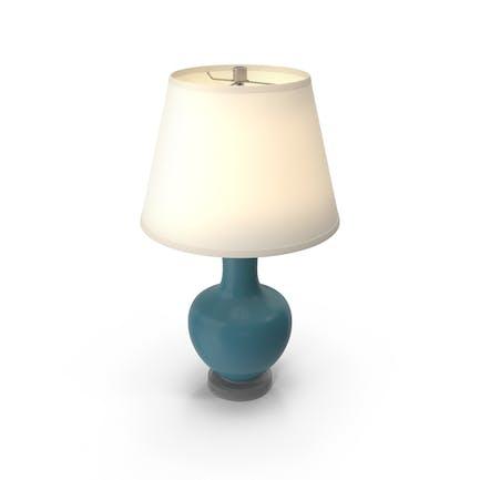 Lámpara de mesa tradicional