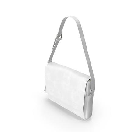 Men's Bag White