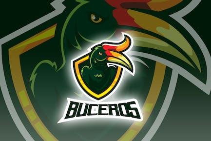 Buceros Esport Logo