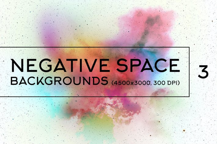 Thumbnail for Negative Space Backgrounds Vol.3