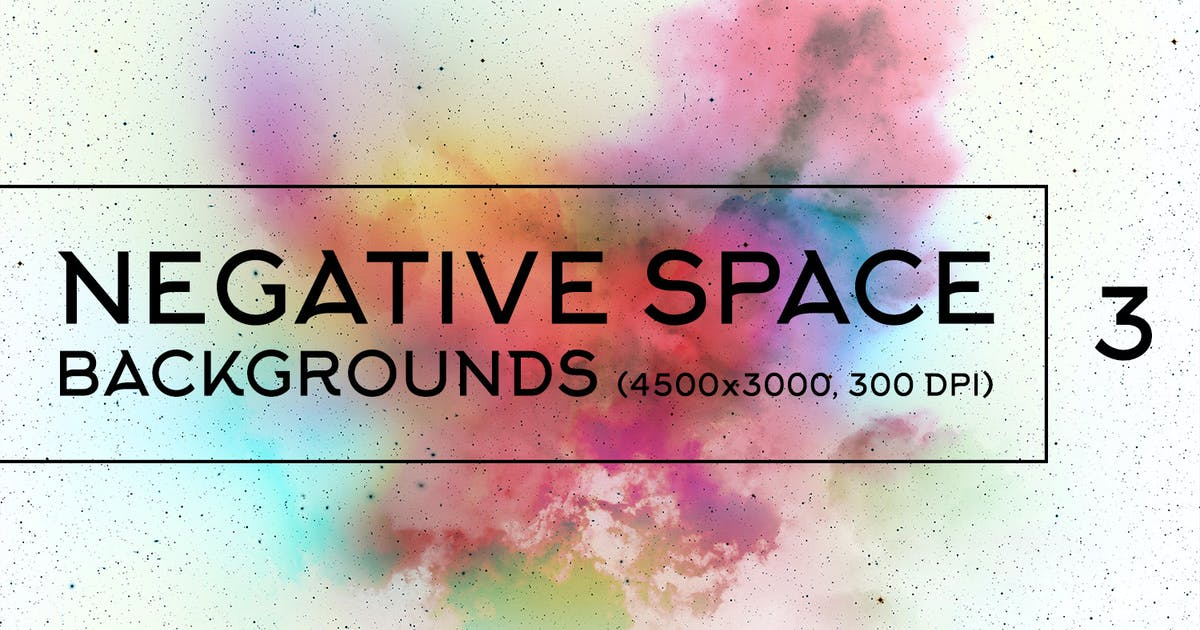 Download Negative Space Backgrounds Vol.3 by FreezeronMedia