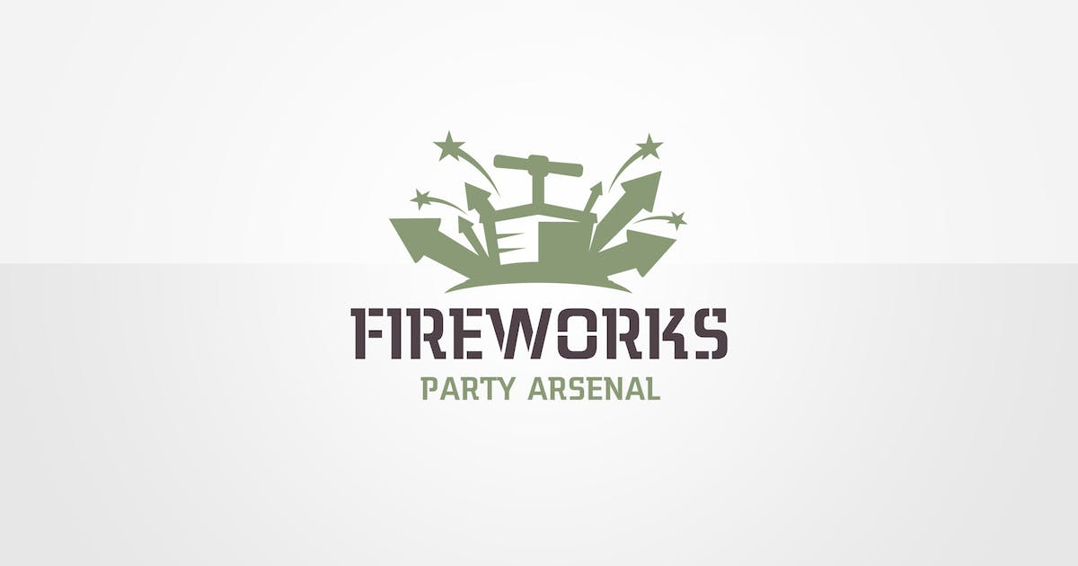 Download Firework Logo Template by floringheorghe