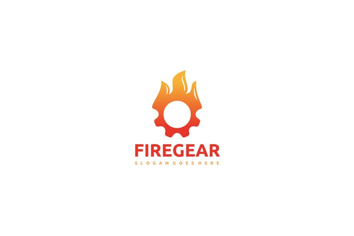 Thumbnail for Fire Gear Logo