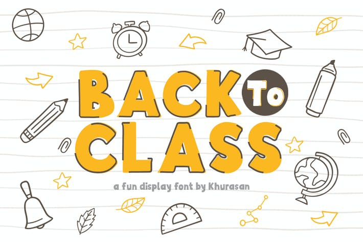 Thumbnail for Back to Class