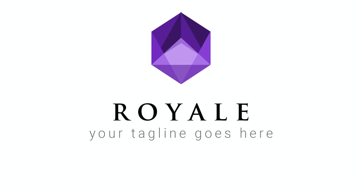 Download Royale - Absract Logo Template by ThemeWisdom