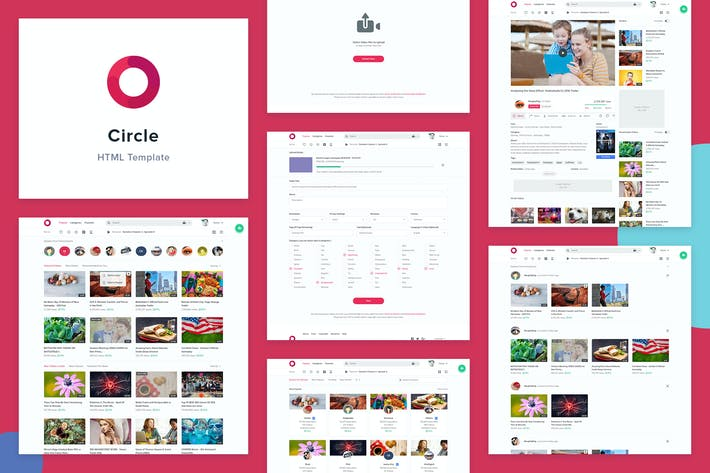 Download 18 Youtube Website Templates - Envato Elements
