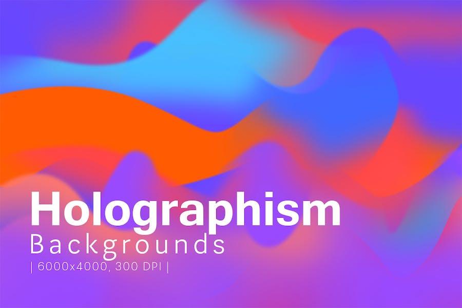 Holographism /// Backgrounds