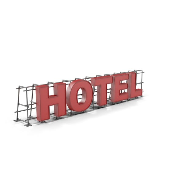 Thumbnail for Hotel Sign