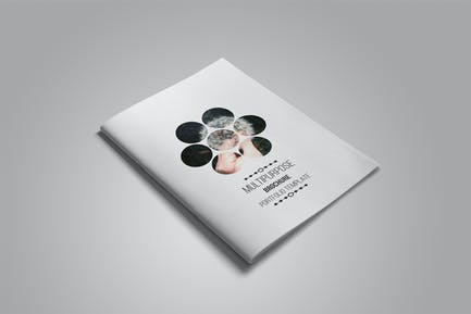 HQ - A4 Brochure Multipurpose