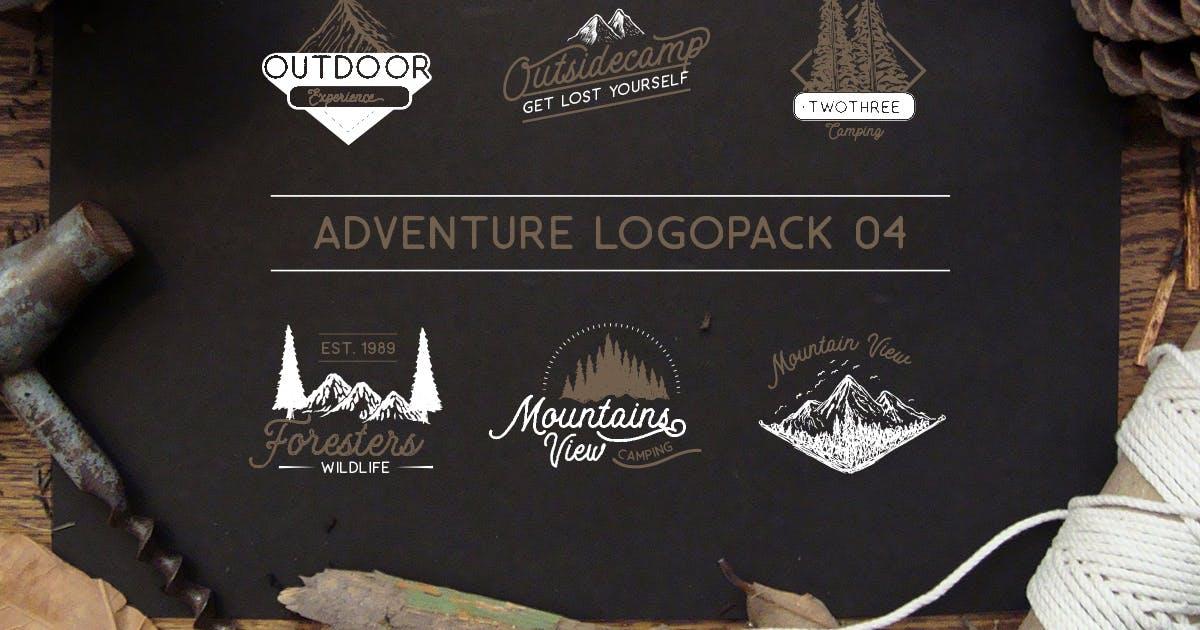 Adventure Logopack Vol. 4 by letterhend