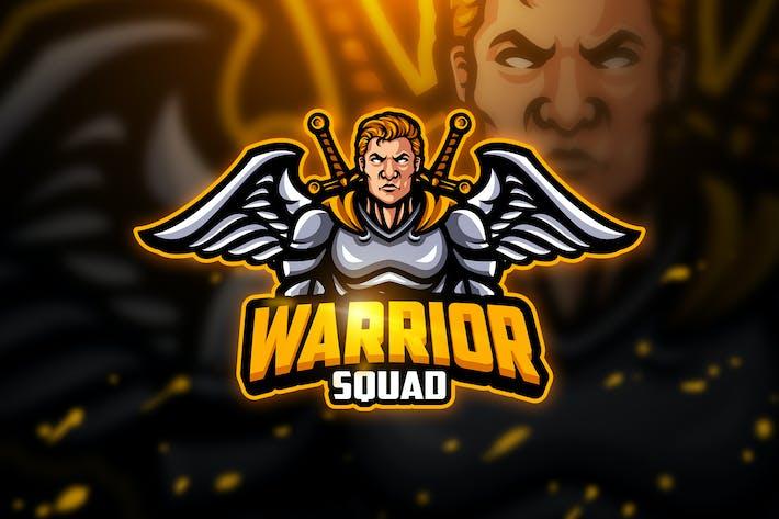 Thumbnail for Warrior - Mascot & Esport Logo