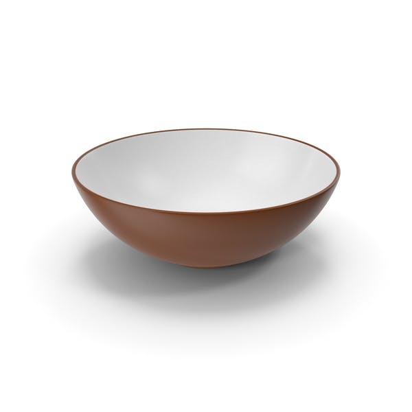 Bowl Brown
