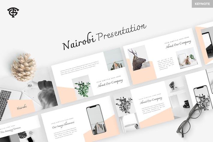 Nairobi Creative - Keynote