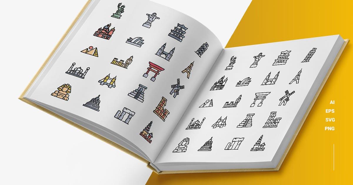Download Landmark - Icons by esensifiksi