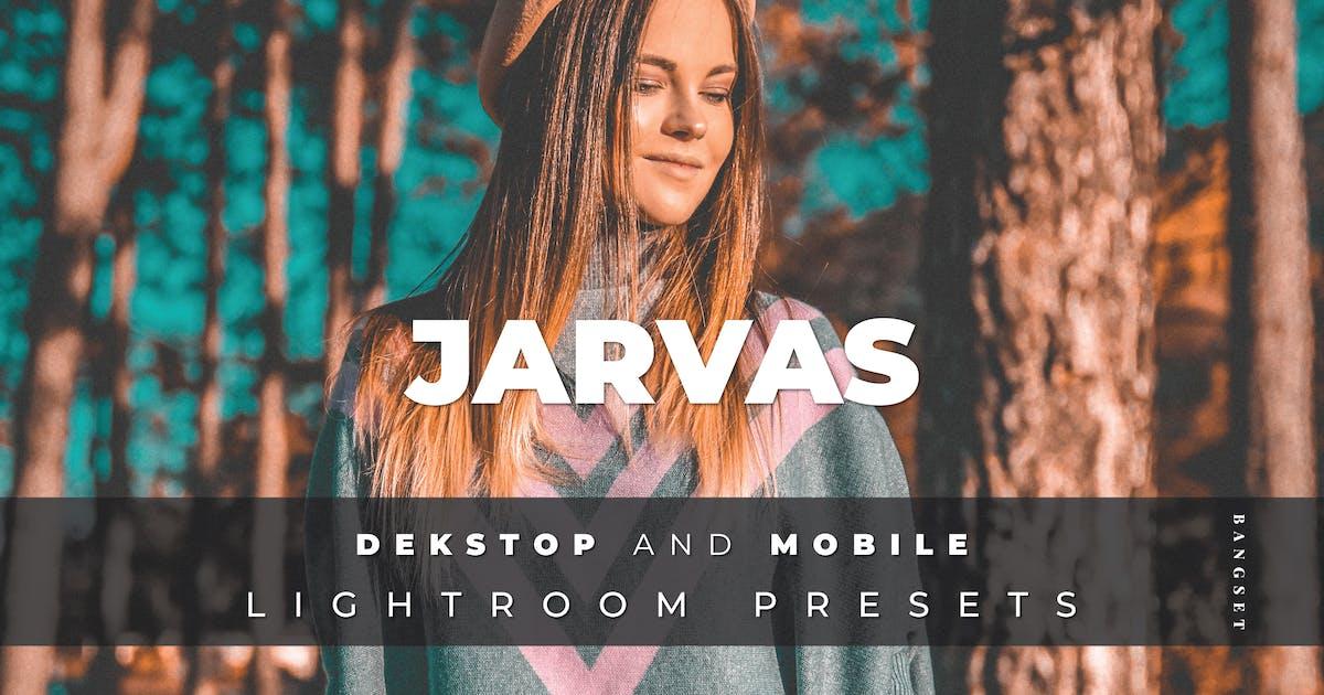 Download Jarvas Desktop and Mobile Lightroom Preset by Bangset