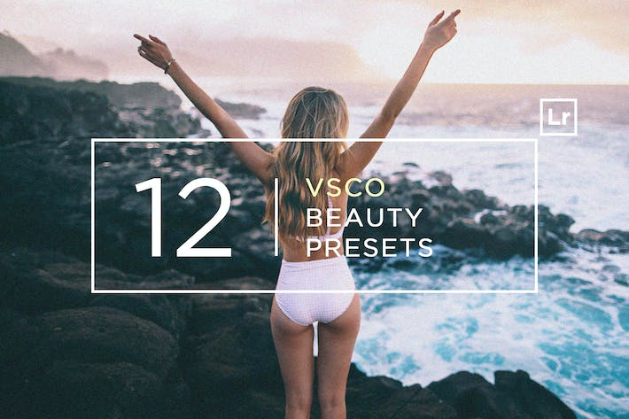Thumbnail for 12 VSCO Beauty Lightroom Presets