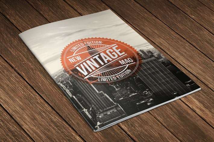 Thumbnail for Cool Retro Vintage Magazine
