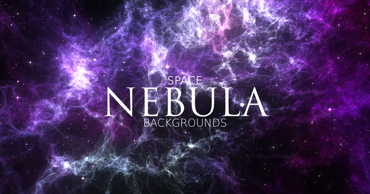 Download Space Nebula Backgrounds by VProxy
