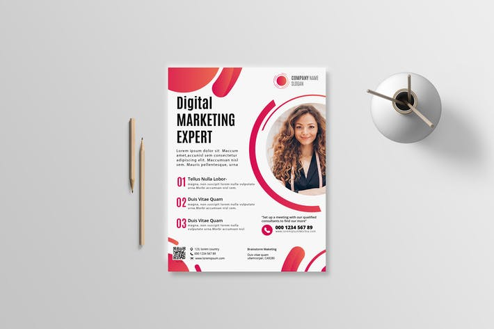 Thumbnail for Business Flyer 19