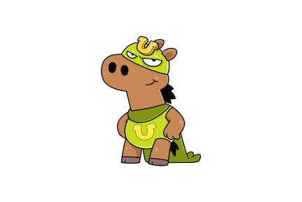 Captain Horse - Character RG