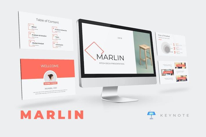 Marlin  - Startup Keynote Presentation