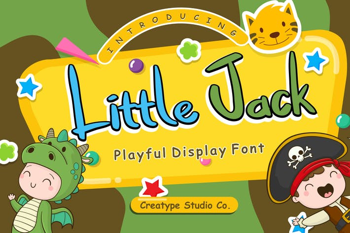 Cover Image For Little Jack