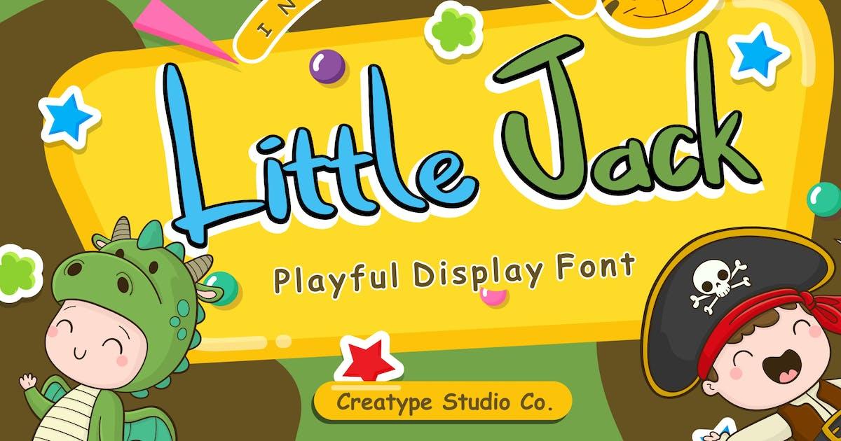 Little Jack by RahardiCreative