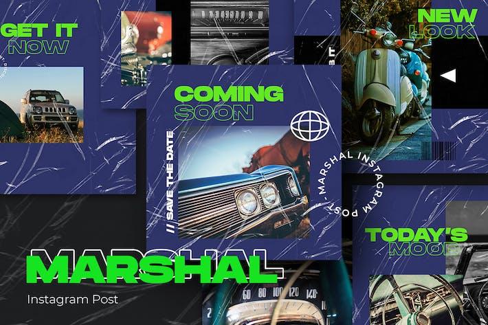 Thumbnail for Marschall Instagram Beitrag