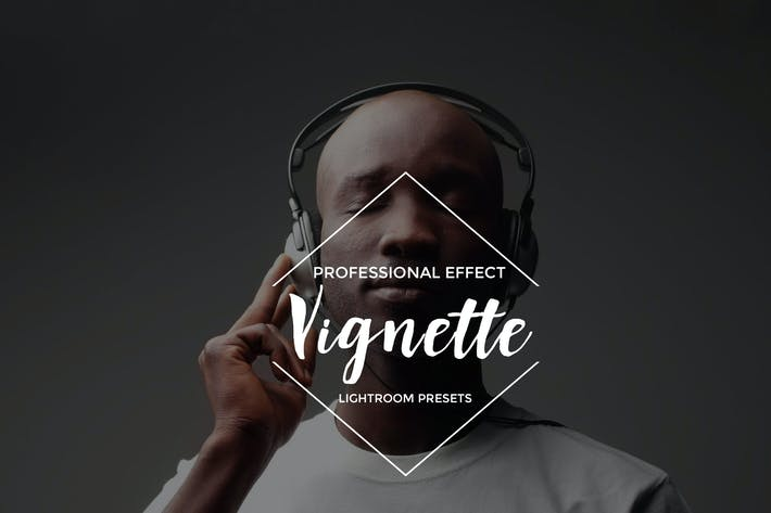 Thumbnail for Vignette Lightroom Presets